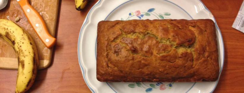 Brava Banana Bread