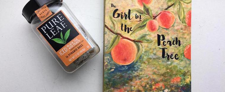 Book Review – The Girl In The Peach Tree by Michelle Oucharek-Deo