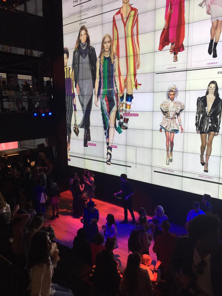 New York Fashion Week Kick-Off Party Hosted By WWD x Samsung 837