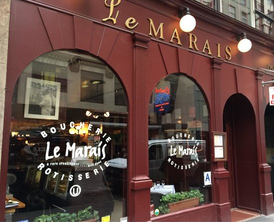 Restaurant Review – Le Marais Steakhouse
