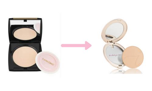 Clean Beauty Swap: Powder Foundation