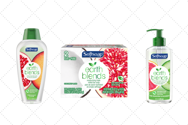 Softsoap Launches New Line of Non-Toxic Hand Soap and Body Wash