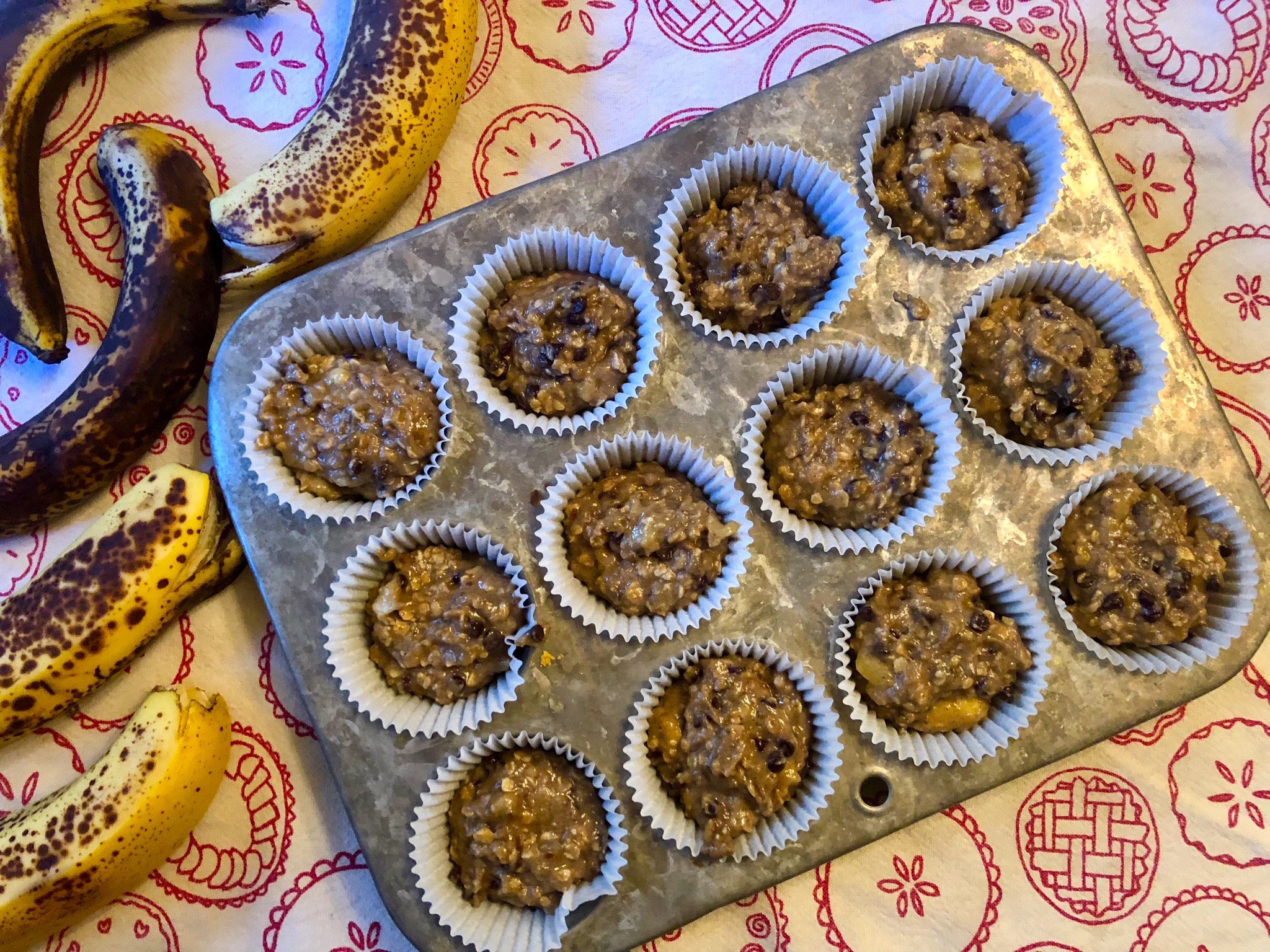 Vegan Gluten-Free Chocolate Chip Banana Bread