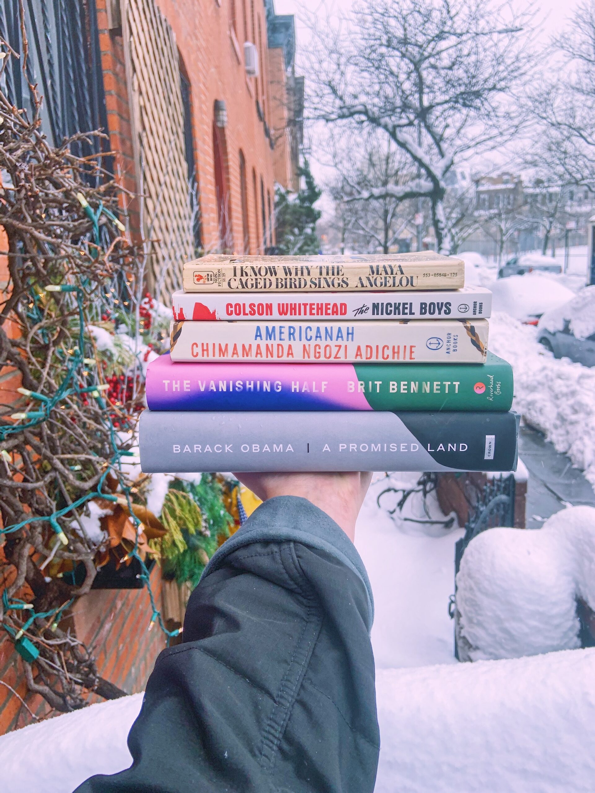 6 Books You Should Read During Black History Month